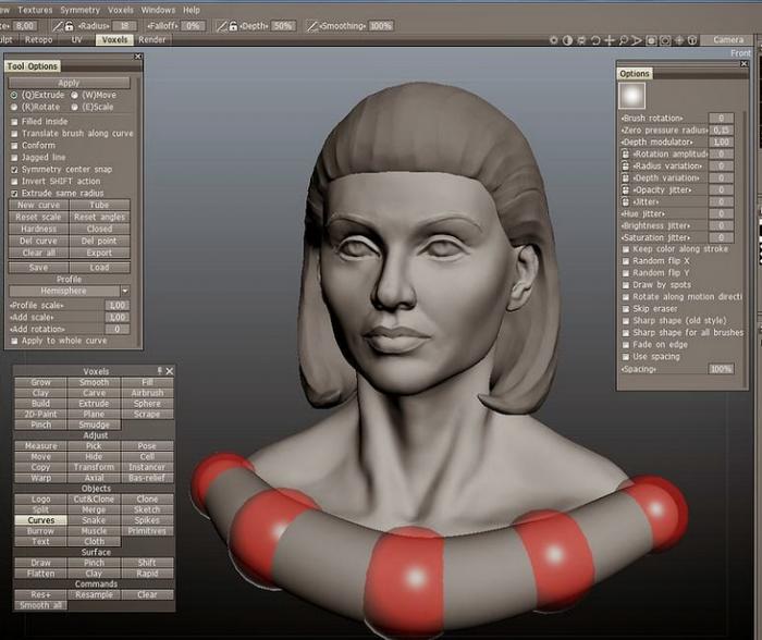 Card đồ họa cho phần mềm 3D Coat-2