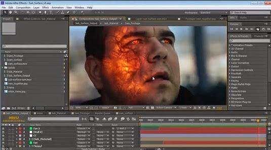 Card màn hình phù hợp cho phần mềm After Effects CC 2017-2