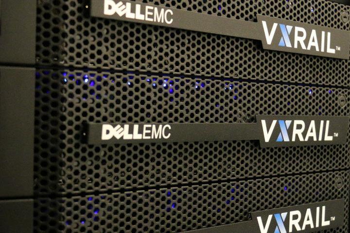 Dell EMC kết hợp VMware trong hệ thống siêu hội tụ (HCI) như thế nào?