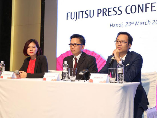 Hãng máy chủ Fujitsu giới thiệu chiến lược kinh doanh năm 2017-1
