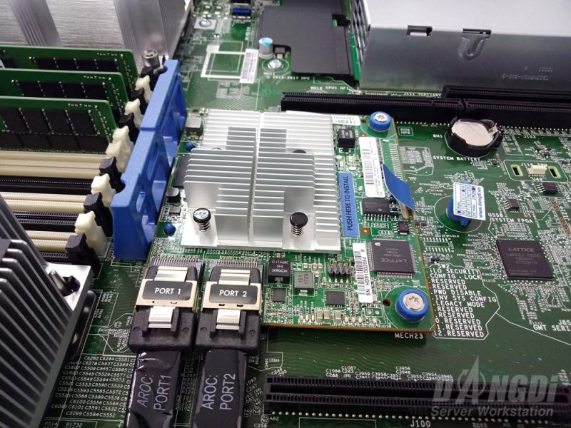Khui thùng HPE DL380 Gen10-18