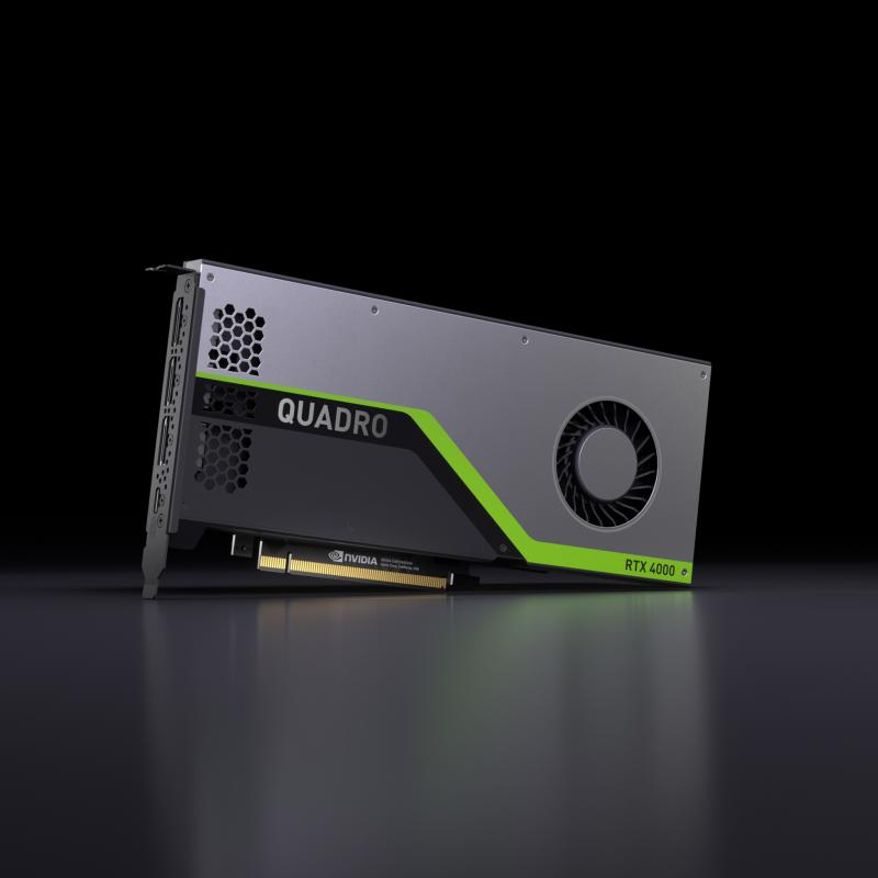 NVIDIA ra mắt Quadro RTX 4000 - GPU dùng cho đồ họa chuyên nghiệp