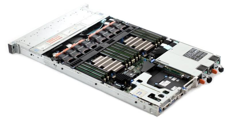[Review] Đánh giá máy chủ Dell EMC PowerEdge R640