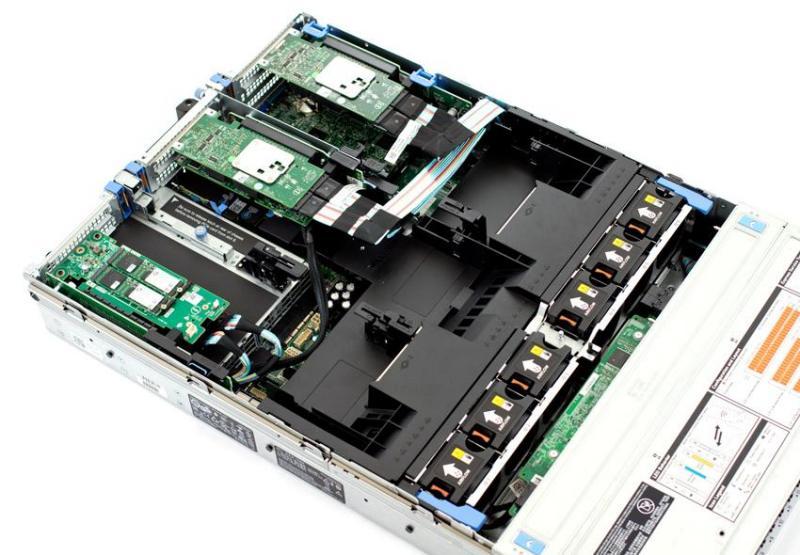 [Review] Đánh giá máy chủ Dell EMC PowerEdge R740xd