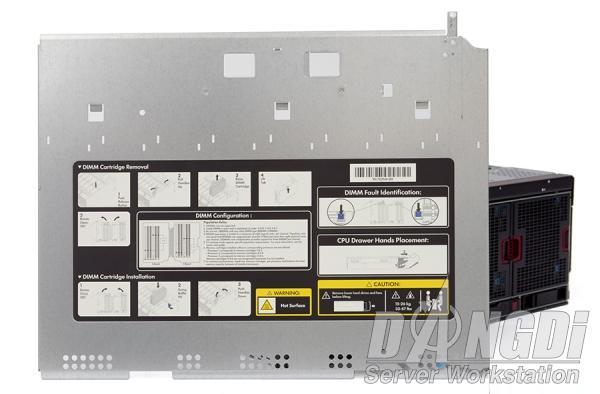 [Review] Đánh giá máy chủ HP ProLiant DL580 Gen8-23
