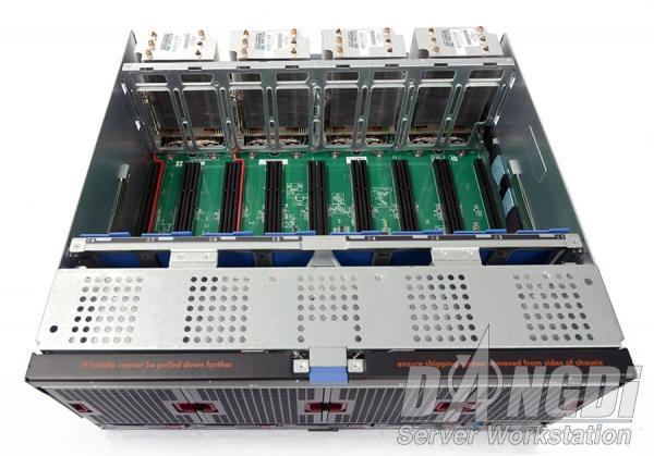 [Review] Đánh giá máy chủ HP ProLiant DL580 Gen8-25
