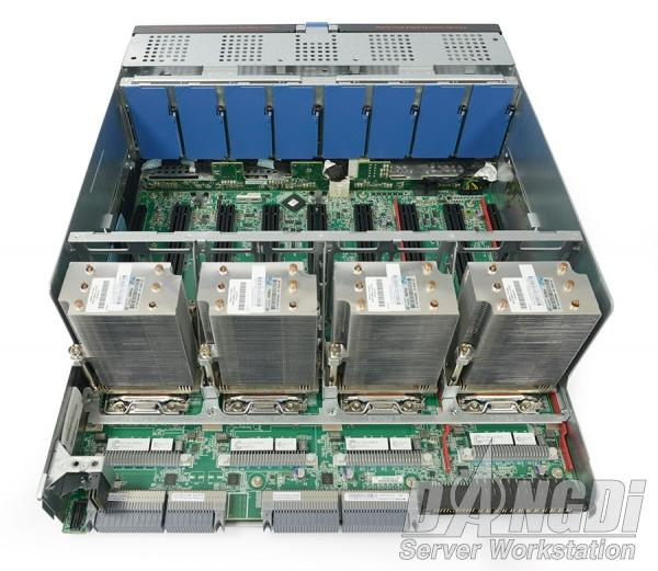 [Review] Đánh giá máy chủ HP ProLiant DL580 Gen8-30