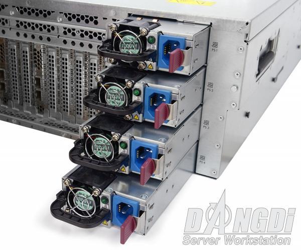 [Review] Đánh giá máy chủ HP ProLiant DL580 Gen8-35