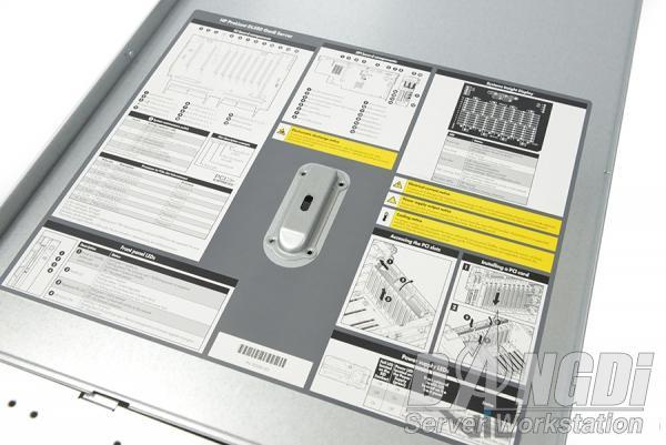 [Review] Đánh giá máy chủ HP ProLiant DL580 Gen8-42