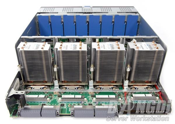 [Review] Đánh giá máy chủ HP ProLiant DL580 Gen8-50