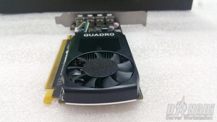 [Review] Đánh giá NVIDIA Quadro P1000-10