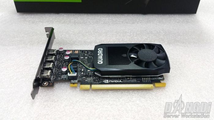 [Review] Đánh giá NVIDIA Quadro P1000-6