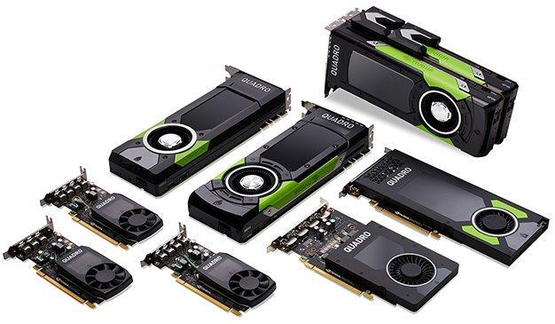 [Review] Đánh giá NVIDIA Quadro P4000 và P2000-1