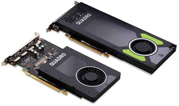[Review] Đánh giá NVIDIA Quadro P4000 và P2000