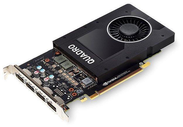 [Review] Đánh giá NVIDIA Quadro P4000 và P2000-2