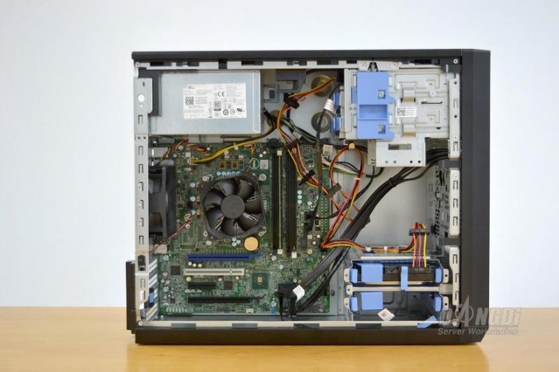 So sánh máy chủ Dell PowerEdge T130 và T30-12