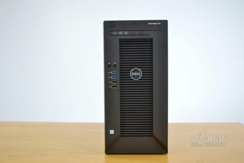So sánh máy chủ Dell PowerEdge T130 và T30-4