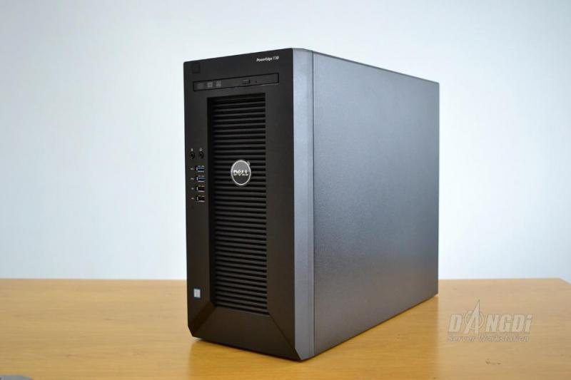 So sánh máy chủ Dell PowerEdge T130 và T30-7