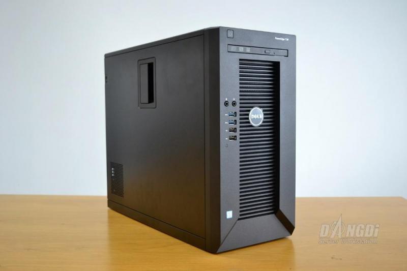 So sánh máy chủ Dell PowerEdge T130 và T30-8