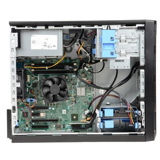 So sánh máy chủ Dell PowerEdge T330 và T130-12