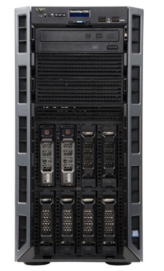 So sánh máy chủ Dell PowerEdge T330 và T130-4