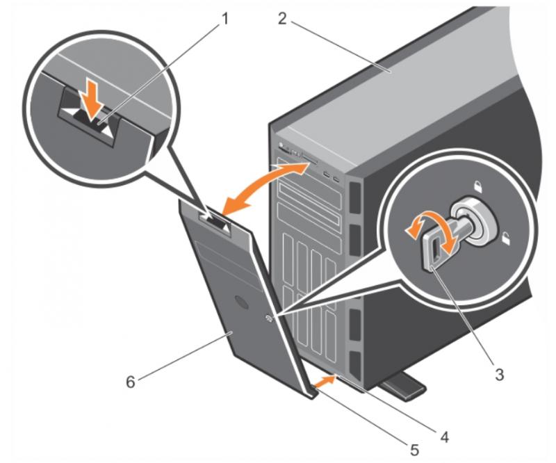 So sánh máy chủ Dell PowerEdge T330 và T130-6