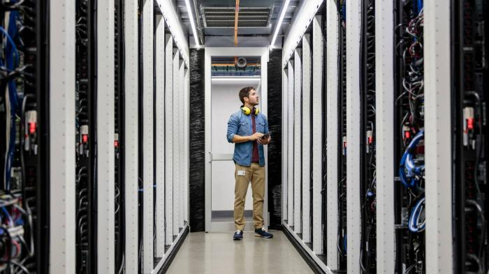Tính sẵn có của Server HPE ProLiant giúp tăng tốc độ triển khai Cloud Cloud Hybrid