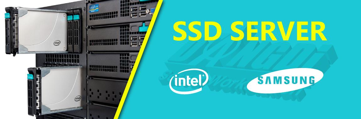 Banner SSD Server