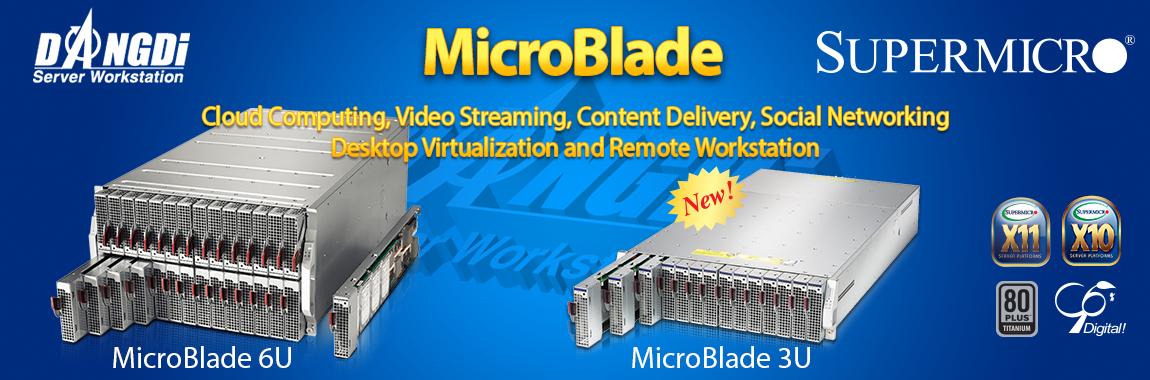 Banner MicroBlade