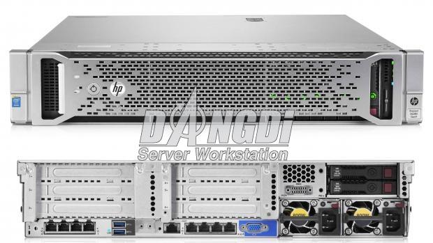 [Review] Máy chủ HP Proliant DL380 Gen9