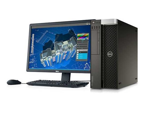 DELL Precision T5810 Workstation E5-1620 v3