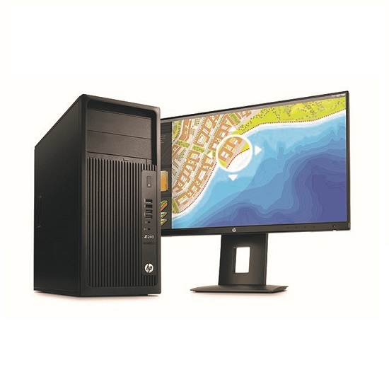 HP Z240 Workstation E3-1245v5 4GB/1TB/K620 (L8T12AV)
