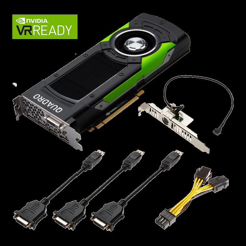 Tính năng nổi bật trên NVIDIA Quadro P6000