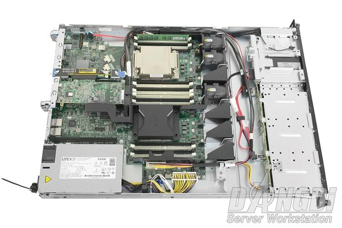 [Review] Máy chủ HP ProLiant DL160 Gen9