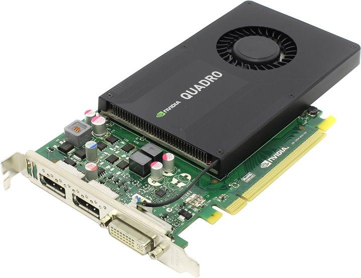 Các tính năng của card màn hình NVIDIA Quadro K2200