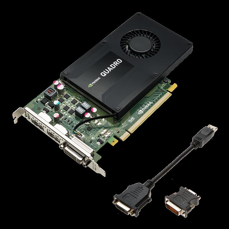 So sánh card NVIDIA Quadro K2200 vs NVIDIA Quadro K2000