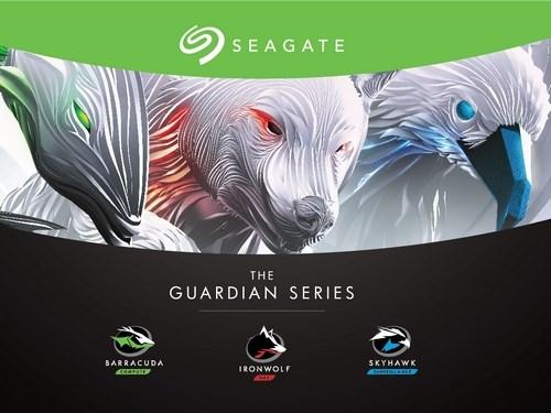 Seagate ra mắt HDD The Guardian Series với dung lượng 10TB
