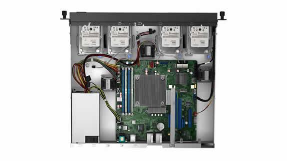 Giới thiệu Lenovo ThinkServer RS160-2