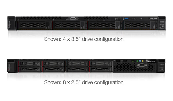 Giới thiệu Lenovo ThinkServer SR530-2