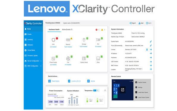 Giới thiệu Lenovo ThinkServer SR530-4