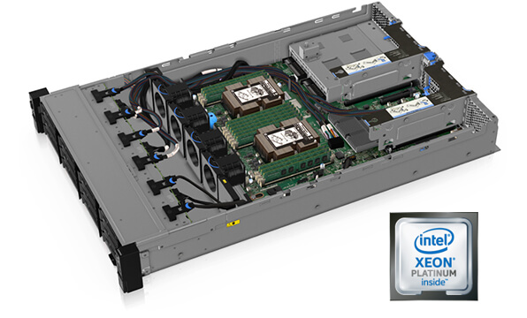 Giới thiệu Lenovo ThinkServer SR550-3