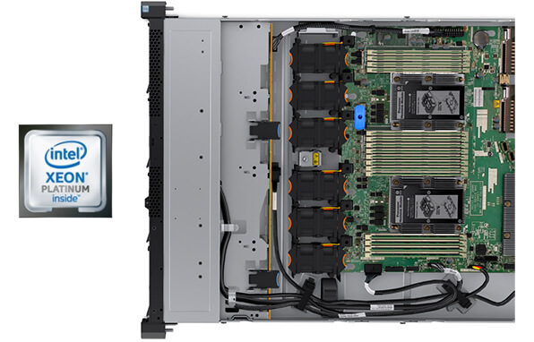 Giới thiệu Lenovo ThinkServer SR570-2