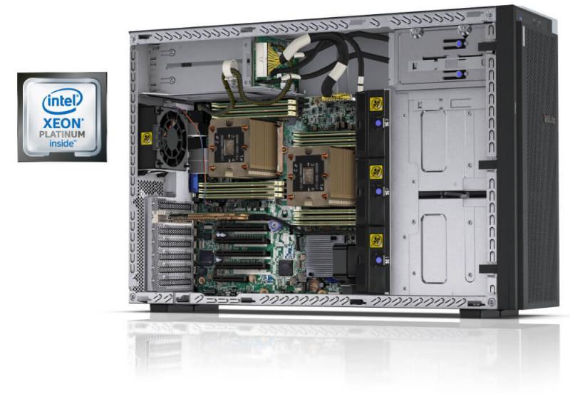 Giới thiệu Lenovo ThinkServer ST550-2