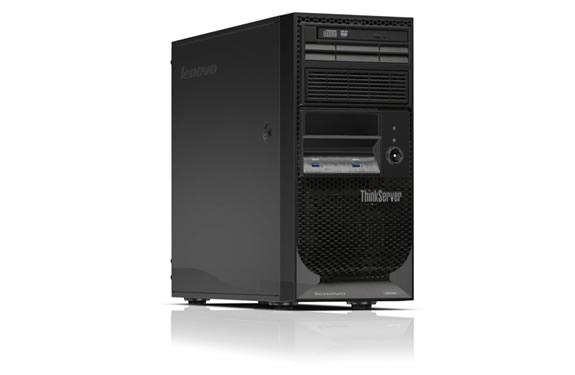 Giới thiệu Lenovo ThinkServer TS150-2