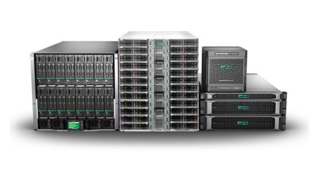 HPE ProLiant Gen10 với bộ vi xử lý Intel Xeon Scalable đã được HPE giới thiệu