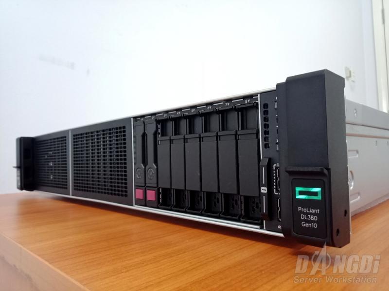 [Review] Khui thùng HPE DL380 Gen10