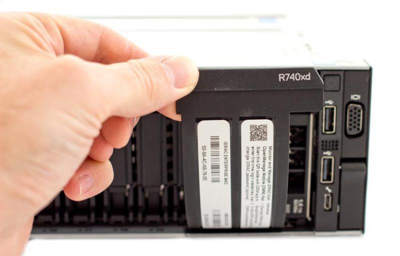 [Review] Đánh giá máy chủ Dell EMC PowerEdge R740xd-10