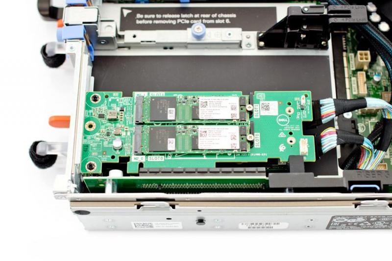 [Review] Đánh giá máy chủ Dell EMC PowerEdge R740xd-4