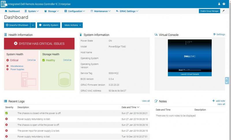 [Review] Đánh giá máy chủ Dell EMC PowerEdge T340-14