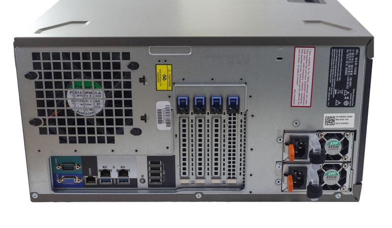 [Review] Đánh giá máy chủ Dell EMC PowerEdge T340-4